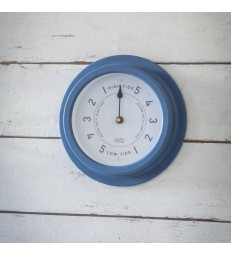 Tide Clock in Blue - For Seaside Homes