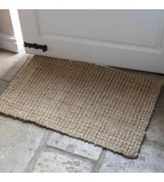 Jute Door Mat - Natural