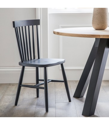 Spindle Back Dining Chair