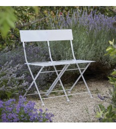 Garden Bench in Chalk - Foldable