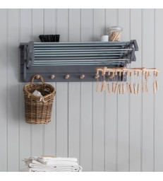 Extendable Wall Mounted Clothes Dryer