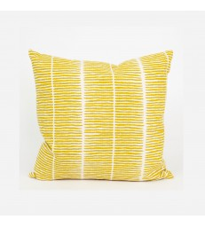 Lemongrass Yellow Cushion