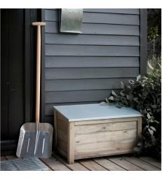 Outdoor Storage Box with zinc lid