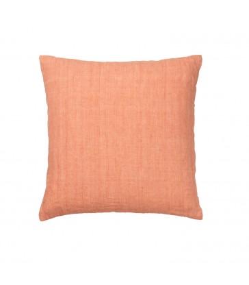 Cantaloupe Linen Cushion