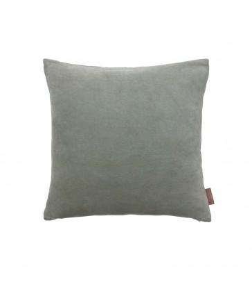 Seagrass Green Velvet Cushion