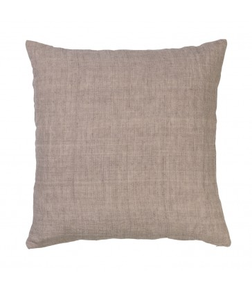 magnolia linen cushion 50x50cm