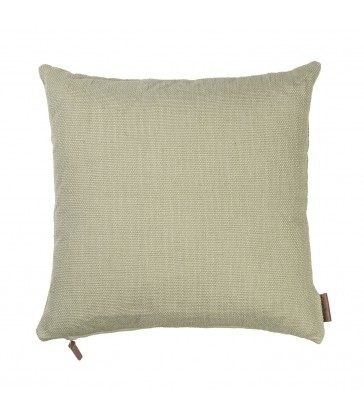 Khaki Green Hand Loomed Cushion