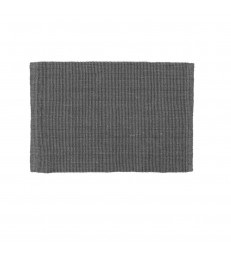Lead Grey Jute Doormat