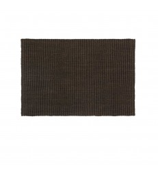 Coffee Brown Jute Doormat