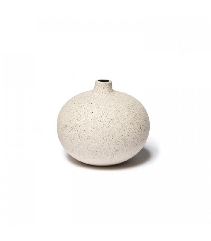 Pale Sand Ceramic Vase - 2 sizes