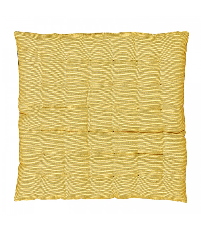 Yellow Seat Cushion