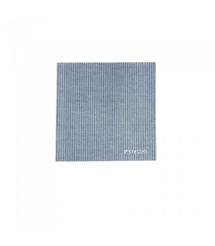 Ice Blue Paper Napkins - Pack 50