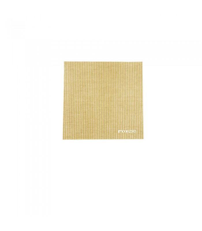 Ochre Yellow Paper Napkins - Pack 50
