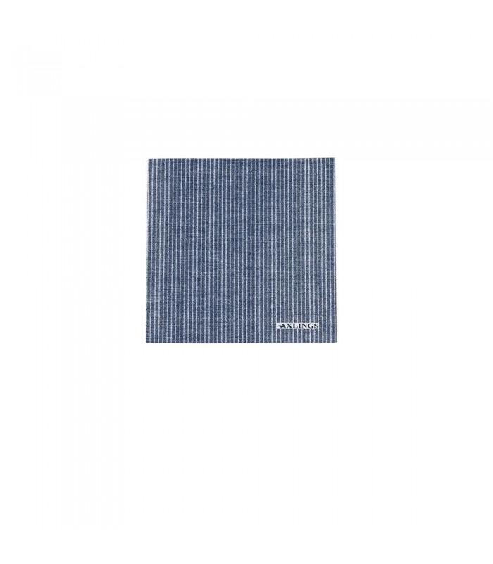 Marine Blue Paper Napkins - Pack 50