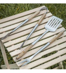 Set of 3 BBQ Tools