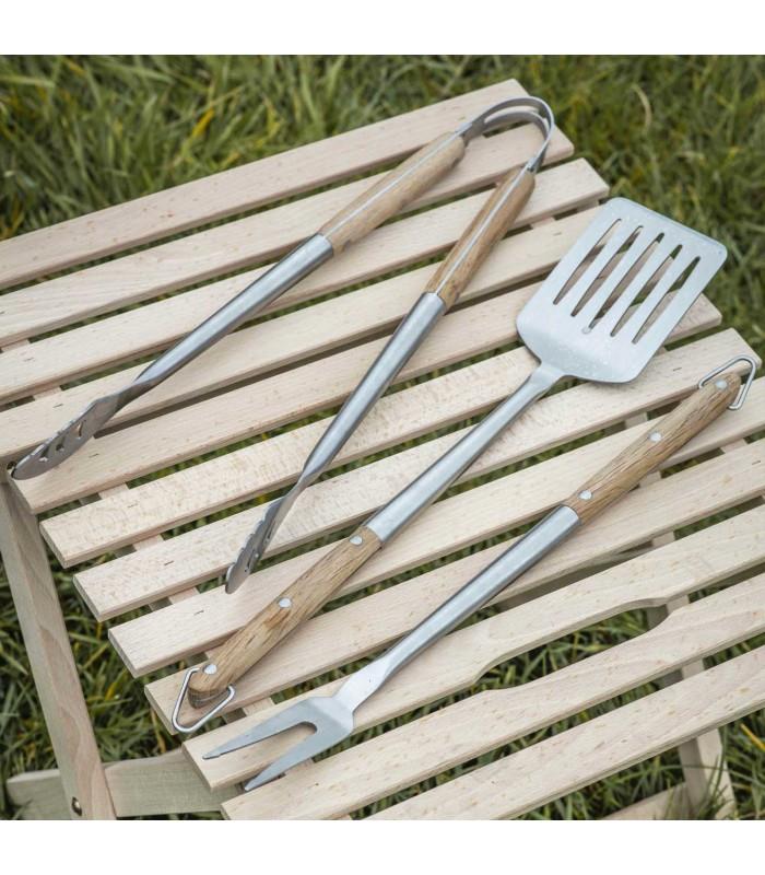 Set of 3 BBQ Tools