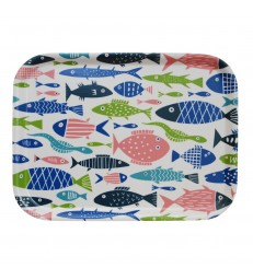 Little Fish Rectangular Tray