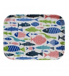 Little Fish Rectangular Tray