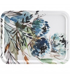 Dusk and Dew Rectangular Tray 43x33cm