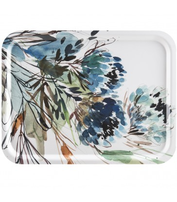 dusk and dew rectangular tray