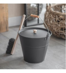 Ash Bucket - Carbon colour