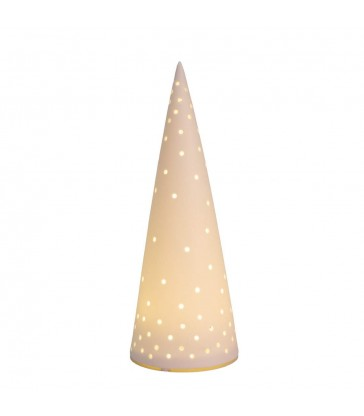 LED Cone Light with holes