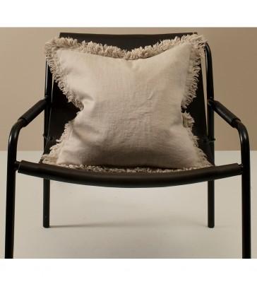 Natural Linen/Wool Cushion