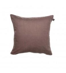 Mauve Pure Linen Cushion 50x50cm