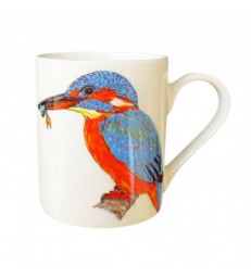 China Mug Kingfisher
