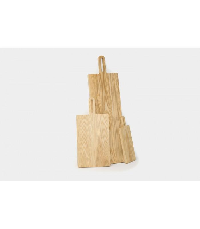Irish Chopping Board - Ash