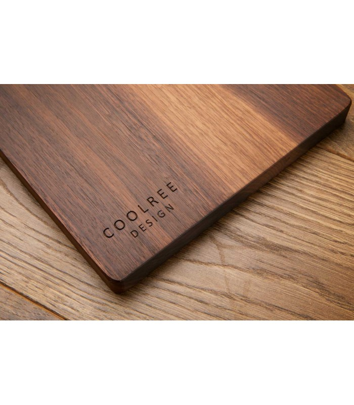 Irish Chopping Board - Walnut