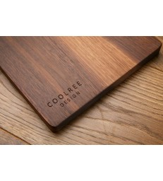 Irish Chopping Board - Walnut