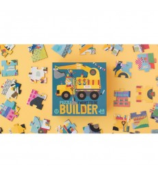 I want to be a builder 3-6 years