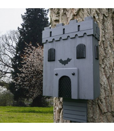 Bat Castle!