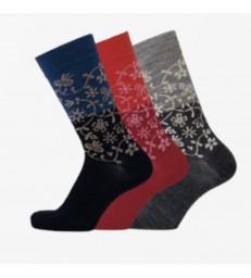 Merino Socks - Garden