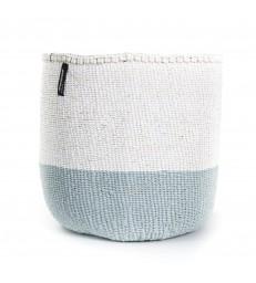 Basket Blue/White - 2 Sizes