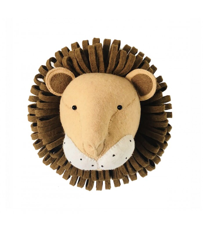 Large Lion Head