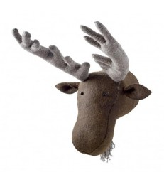 Mini Moose Head