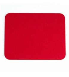 Red Felt Mousepad
