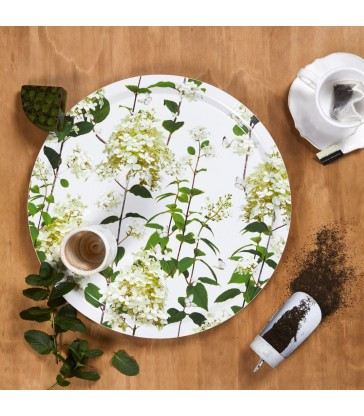 Hydrangea Birch Tray - 2 sizes