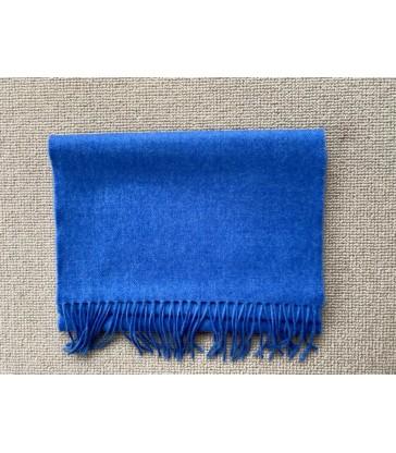 Xtra Fine Merino Scarf -  Lavender Blue - 30x180cm