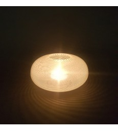 Filigrana Glass Tealight