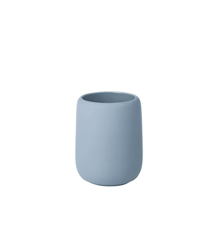 Light Blue Tumbler for Toothbrushes