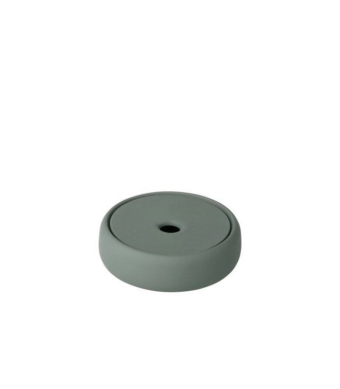 Olive Green Storage Dish with Lid