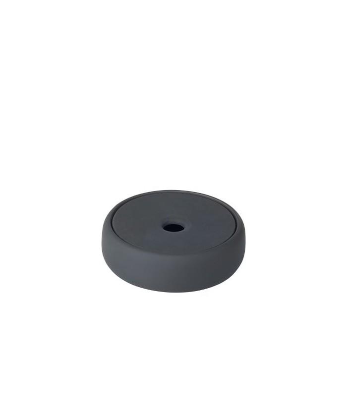 Dark Grey Storage Dish with Lid