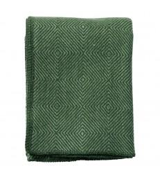 NOVA Green Wool Throw
