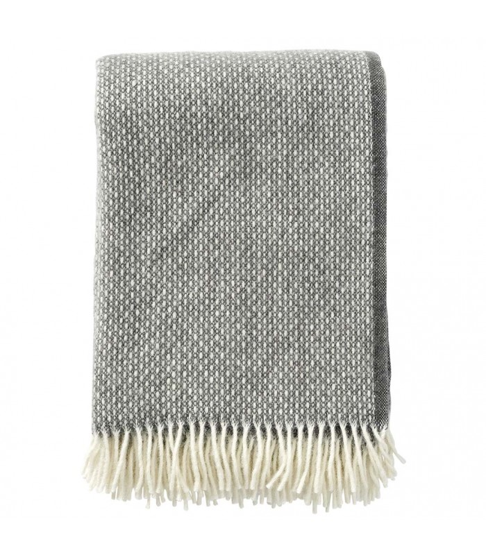 FRECKLES Granite Wool Throw
