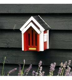 Red Butterfly Hibernation Box