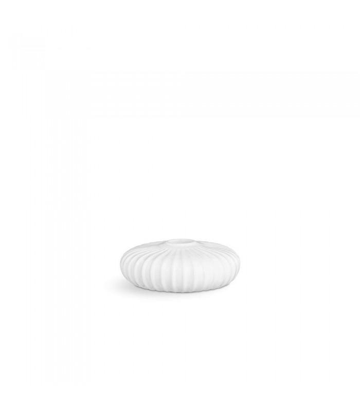 White 11.5cm  Candle Holder