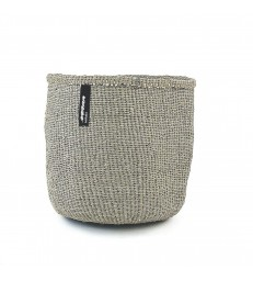 Warm Grey Small Basket